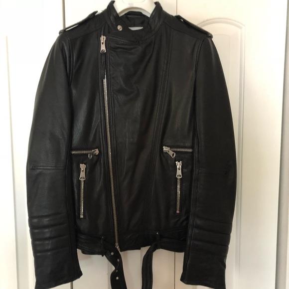 J. Lindeberg Other - Leather jacket